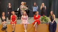 """19.6.2021, Abschlusskonzert - Gesangsworkshop """"Vom Silberklang zum Goldkehlchen"""" mit Nina Bernsteiner"""