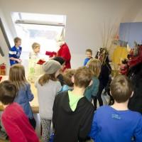 Nikolaus in der Volksschule 2014_5