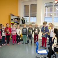 Nikolaus in der Volksschule 2014_8