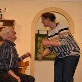 Theaterrunde Ebersdorf 2014 - Im Dunkeln ist gut munkeln