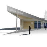 Neubau Musikerheim